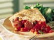 Hearty Meatball Pie