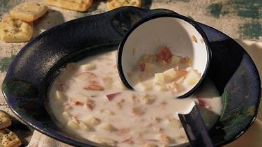 New England Clam Chowder
