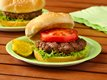 Grilled Unsloppy Joe Burgers