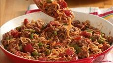 Easy Beef and Noodle Dinner Recipe
