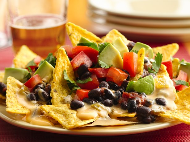Beer Queso Nachos
