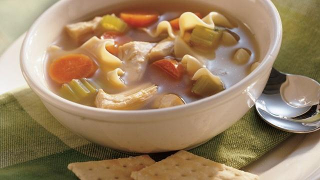 Image of After-work Chicken Noodle Soup, Pillsbury