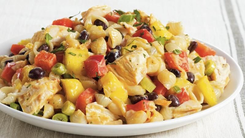 Sweet and Spicy Chicken Salad