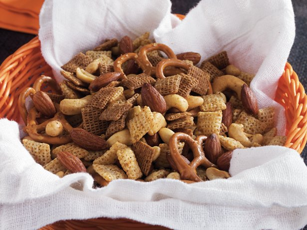 Devilish Snack Mix