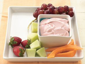 Raspberry-Lemon&#32;Fruit&#32;Dip