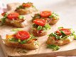 BLT Crostini