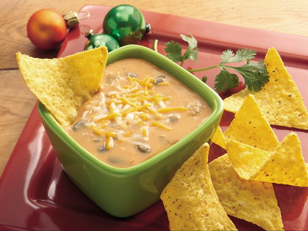 &quot;nacho bean dip&quot; 