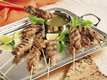 Grilled Ground Lamb on Skewers <I>(Seekh Kabobs)</I>
