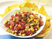 Grilled Vegetable Salsa