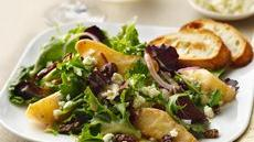 Caramelized Pears and Gorgonzola Salad Recipe