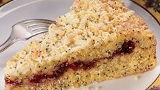 Lemon-Poppy Seed-Raspberry Coffee Cake Recipe
