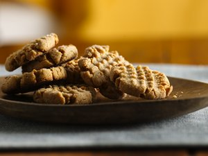 1-2-3&#32;Chewy&#32;Peanut&#32;Butter&#32;Cookies