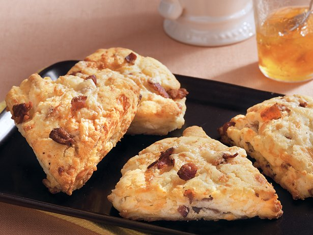 Gluten Free Bacon Gruyre Scones
