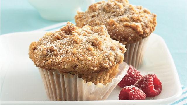 Mini Crumb Cakes