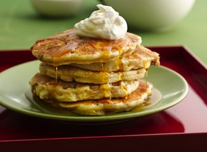 Apple&#32;Crisp&#32;Pancakes