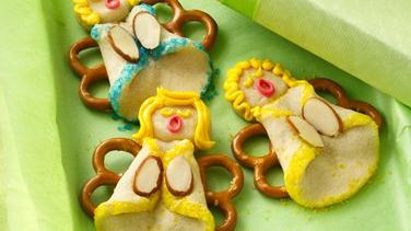 Almond Angel Cookies
