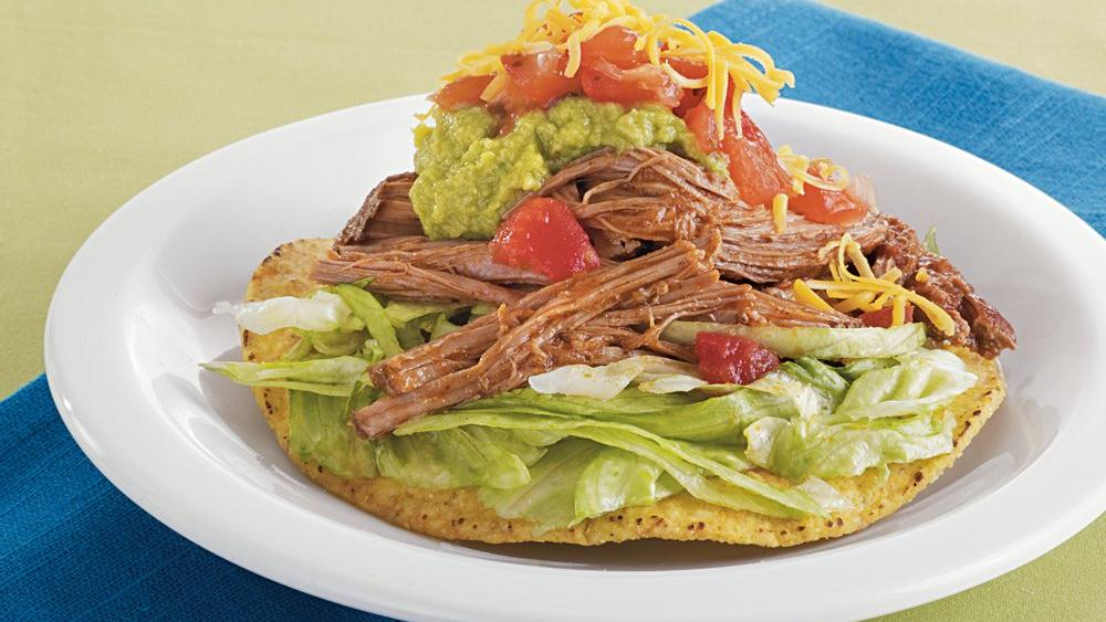 Fiesta Pot Roast
