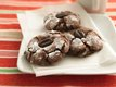 Hazelnut Cappuccino Crinkles