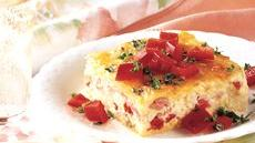 Overnight Brunch Egg Bake Recipe