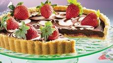 Strawberry S&#39;more Tart Recipe
