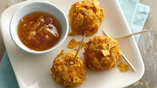 Crispy Chile Lime Turkey Cheese Balls Recipe