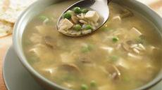 Chicken, Rice and Veggie Soup Recipe