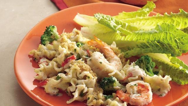 Image of Alfredo Seafood Casserole, Pillsbury