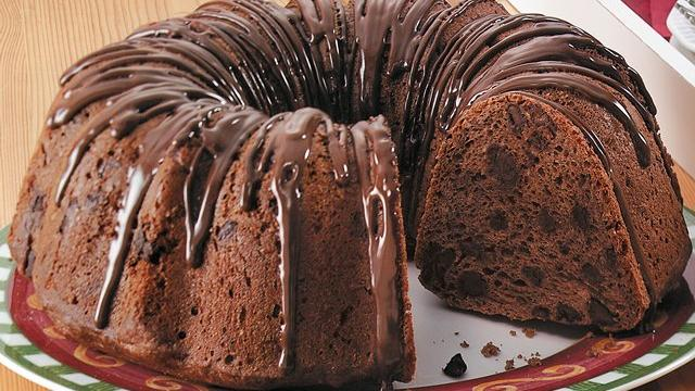 Double Chocolate Batter Bread
