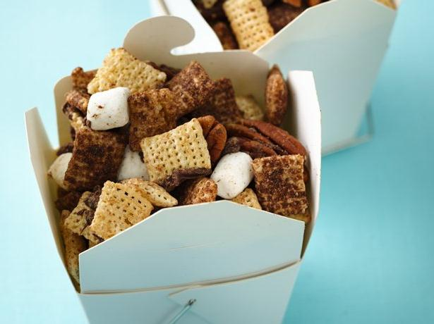 Mississippi Mud Pie Chex Mix