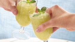 Gluten Free Mojito Slush
