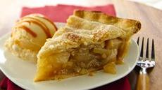 Spiced Gingered Pear Pie Recipe