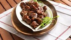 Slow Cooker Grilled Spicy Chili-Glazed Riblets Recipe