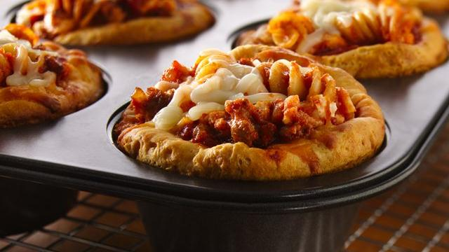 Lasagna Pasta Pies
