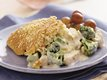 Layered Biscuit Chicken Divan