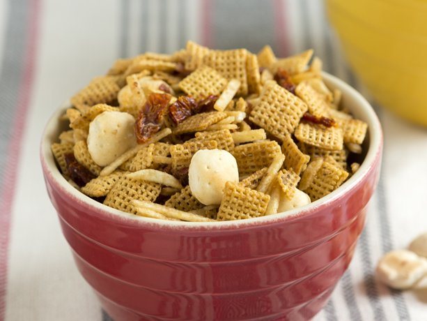 Spicy Tomato Chowder Chex Mix