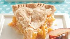 Plum Peachy Pie Recipe