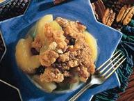 Golden Delicious Apple Crisp