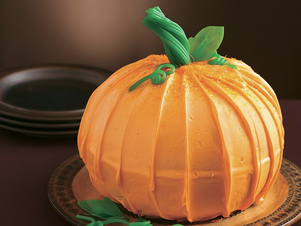 Pumpkin Harvest Cake