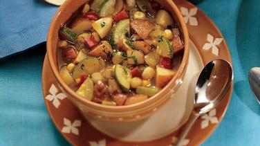 Southwestern Vegetable Stew
