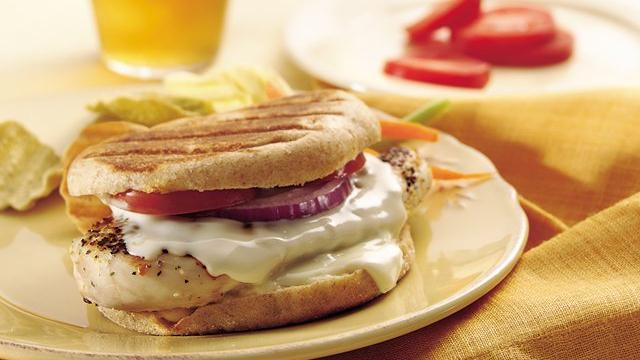 Classic Chicken Panini