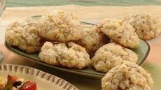 Granola-Almond Macaroons Recipe