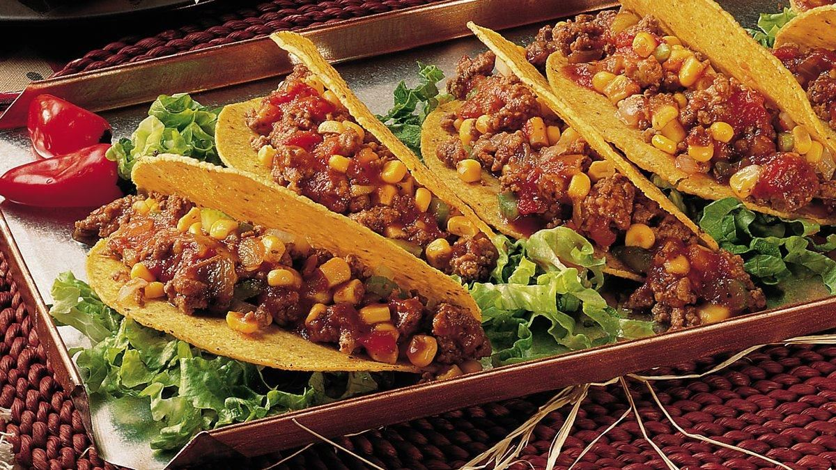 All-in-One Tacos
