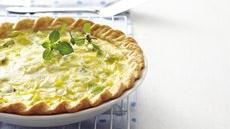 Leek Quiche Recipe