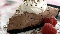 Healthified Triple Chocolate Pie