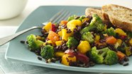 Curried Black Rice Salad