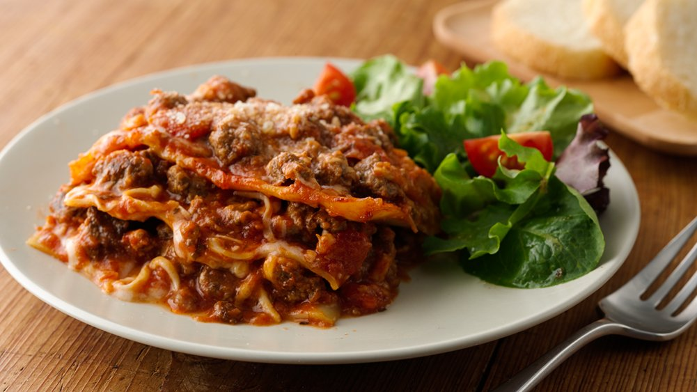 Slow-Cooker Lasagna recipe from Pillsbury.com