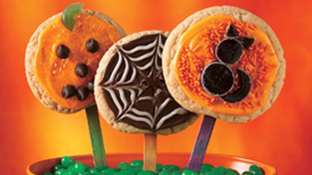 Halloween Party Pops