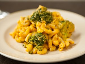 Three&#32;Cheese&#32;Pumpkin&#32;Macaroni&#32;and&#32;Cheese
