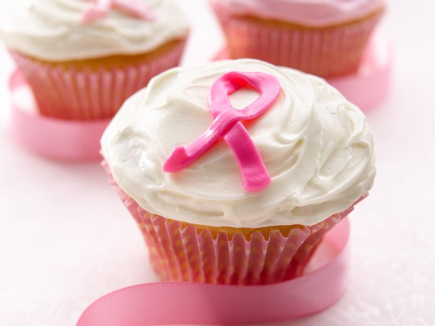 Pink Together Cupcakes