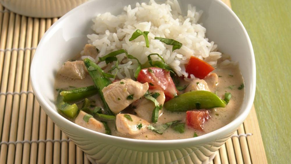 Thai-Style Coconut Chicken recipe from Pillsbury.com